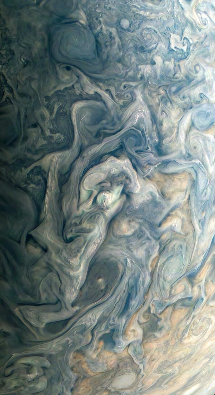 Mračna planety Jupiter